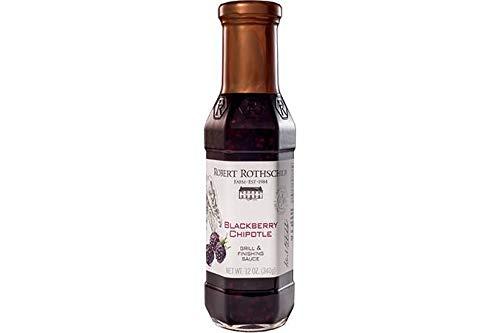 Robert Rothschild Farm Blackberry Chipotle Sauce 1 Jar- 12 oz. net wt.