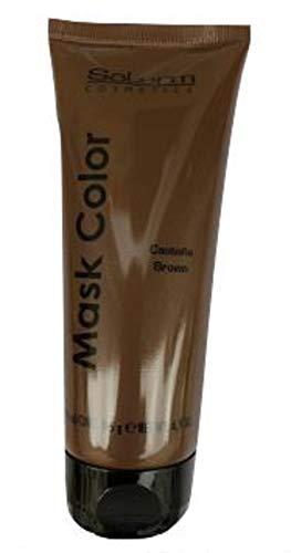 Salerm Cosmetics Color Mask Castaño200 ml