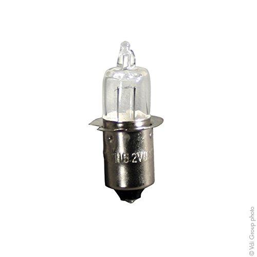 5,5 V, 1 A IVT Bombilla hal/ógena de recambio para linterna IVT PL-837HN