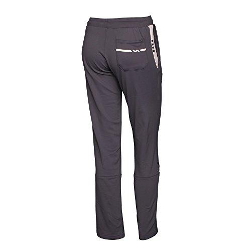 VARLION Pantalon Largo Gris MD13W10 Mujer