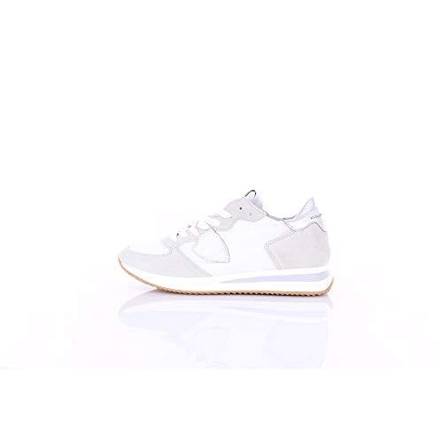 Philippe Model Tropez X Sneaker Damen Weiss - 39 - Sneaker Low