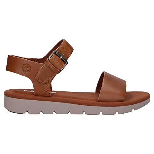 Timberland Sandalen für Damen A2ASX Lottie Lou Saddle Schuhgröße 36 EU
