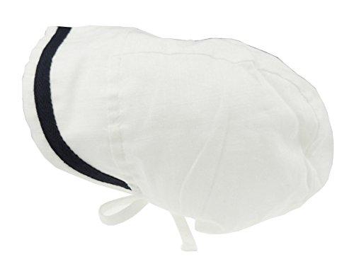 Glamour Girlz - Chapeau - Bébé (garçon) 0 à 24 mois Blanc blanc Taille unique