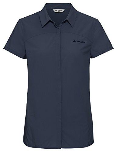 VAUDE Damen Bluse Women's Skomer Shirt II, eclipse, 38, 408887500380