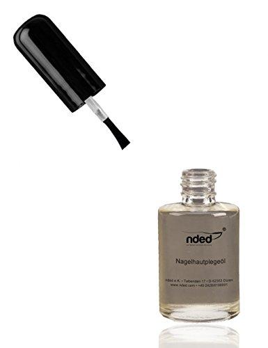Huile de soin parfumée pour cuticules NDED, Amande, 15 ml
