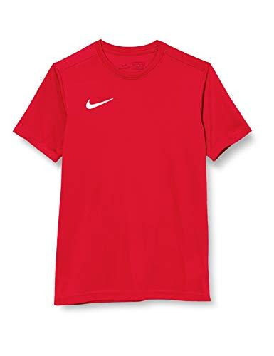 NIKE Y Nk Dry Park VII JSY SS Camiseta de Manga Corta, Unisex niños, University Red/White, XL