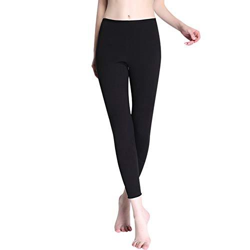 Da Dini Leggings de Gimnasio para Mujeres, Neopreno para Hombres, Mujeres, Fitness, Adelgazamiento, Sauna, Leggings, Pantalones, Sudor Caliente, Forma de Cuerpo (XXXL)