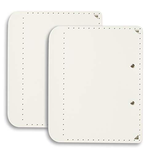 プラス A5サイズにおりたためる A4クリップボード+ ホワイト 83-162 ×2冊 FL-502CP/83-162×2