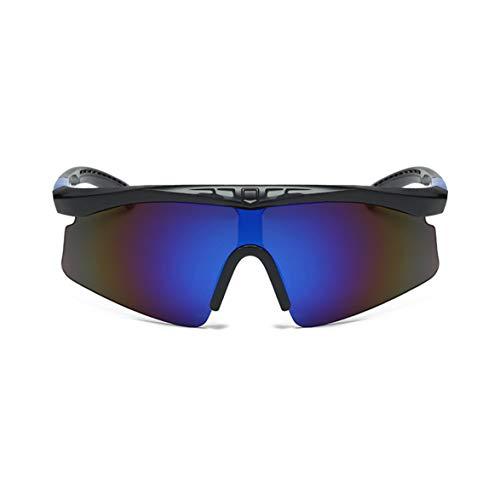 Gafas de Sol polarizado Deportes Mens para Gafas de Bicicleta de montaña Deportivas Gafas de Ciclismo para Gafas de Sol para Moto