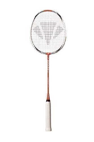 Neu Carlton Aeroblade 300 Badmintonschläger Isometrische Titan Legierung