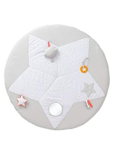 Vertbaudet Activity-Decke Sternenregen weiß Bedruckt ONE Size