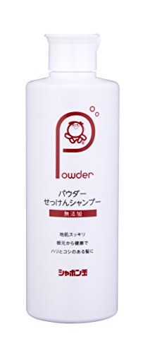 Shabondama | Shampoo | Additive-Free Powder Soap Shampoo 100g (Japan Import) by Shabondama
