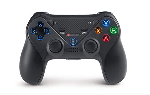 aiino HeroPad Joystick di Gioco, Controller di Gioco per Cellulare con Gamepad, Controller Wireless per AppleTV, iPhone e iPad - MADE FOR ARCADE: nessun software necessario per iPhone, iPad e AppleTV