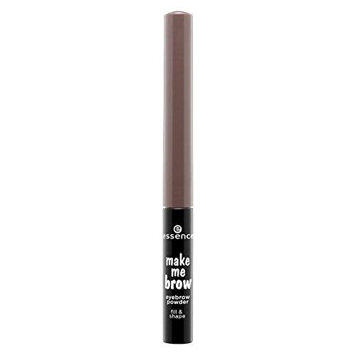 essence - Augenbrauenpuder - make me brow - eyebrow powder - 02