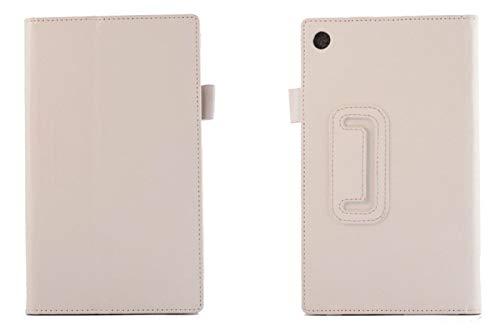 JiuRui Custodie e Cover per Lenovo Tab 2 8.0 Pollici, Tablet Case Bracket Flip Moda Fashion Cover per Lenovo Tab 2 A8-50 A8-50F A8-50LC Tab2 A8 50 50F 50LC Tab2 8.0 Pollici