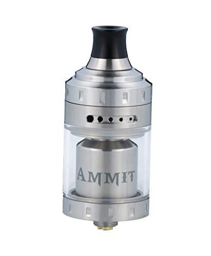 Ammit MTL RTA Verdampfer Set mit 4ml Tankvolumen - von GeekVape - Farbe: silber