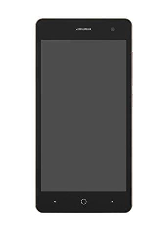 ZTE 126665801049 Blade L7 Smartphone (12,7 cm (5 Zoll) Bildschirm, 8 GB Speicher, Dual-SIM, Android 6.0) Schwarz
