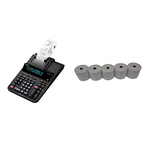 Casio Druckender Tischrechner DR-420RE,...