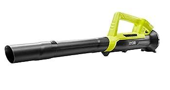 Ryobi ONE+ 18 Volt Lithium-Ion Cordless Leaf Blower/Sweeper  Bare Tool   Bulk Packaged   Renewed