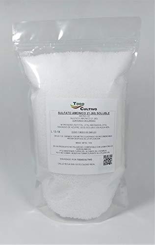 Todo Cultivo Fertilizante Sulfato Amonico 21% (NH₄)₂SO�