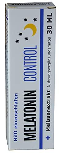 Montmorency Sauerkirsche Extrakt plus Melisse Extrakt, Spray, 30ml - natürliches Melatonin, hilft einzuschlafen, einschlafspray, Schlafmittel Schlaftabletten, dm, spray, plus, gummies