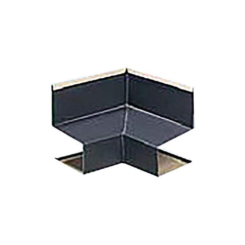 一時停止原油保守可能水切 カラー鋼板水切50 入隅 5個 ブラック KM50CK 床下 換気工法用部材 フクビ 清S 代不 個人宅配送不可 現場入不可