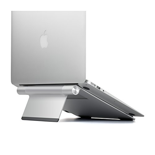 UPERGO Laptop Stand, Foldable Portable Laptop Stand Riser for...