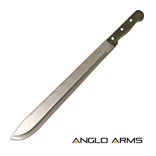 60 Cm Bolo Machete Messer mit Handgriff aus Holz