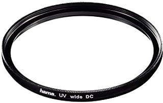 Hama 95058 Ultraviolet (UV), 58 mm Filter für Kameras, Filter für Kameras (5,8 cm, UV)