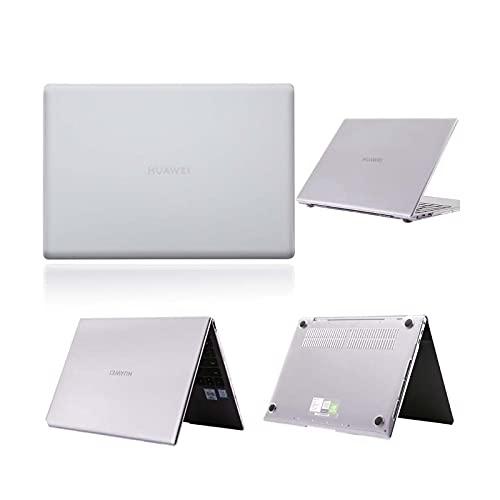 Funda rígida para Huawei MateBook D15/D14/MateBook 14 2021/X Pro 14'/MateBook 13/14/MateBook X 2020 Print Notebook Cover - 1. Clear-MateBook 13 AMD Ryze