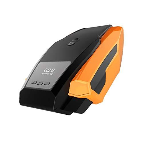 NXYJD 150PSI Coche LED Pantalla Digital Compresor de Aire Portátil Portátil Portátil 12V Automóvil Neumático 40L Mini Fast Auto Eléctrico