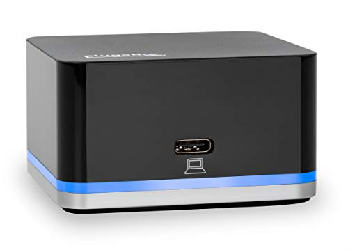 Plugable Phone Cube Compatible with Samsung DeX Dock, DeX Station, DeX Pad, Galaxy Note 9, S9, S9 Plus, S8, S8 Plus, S10, Tab S5e - Transforms Your USB C Phone to a Desktop with HDMI, USB and Ethernet