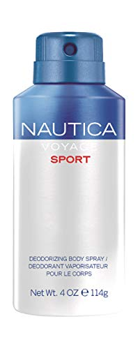 Nautica Voyage Sport - 5.07 Ounce Deodorizing Body Spray, 5.07 Ounce