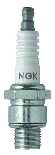 NGK - Juego de 10 bujías estándar Stock 2622 con punta de núcleo de níquel tipo de descarga de 0,04 cm BUHW