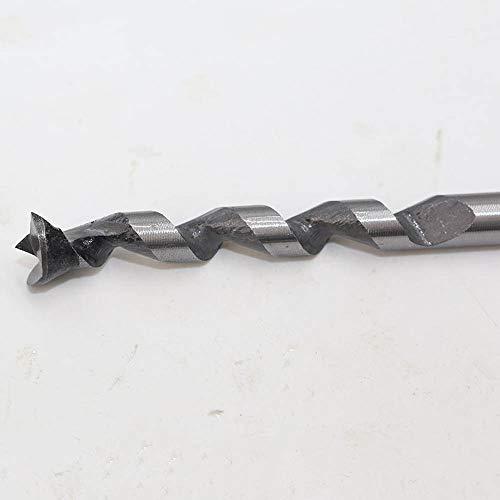 SCSY SSB-Reamer, 1pc escuadra de Carpintero Broca Herramienta de la carpintería bit Agujero de perforación del Taladro posicionador Agujero consideró embutir Cincel de Madera Broca con tirabuzón
