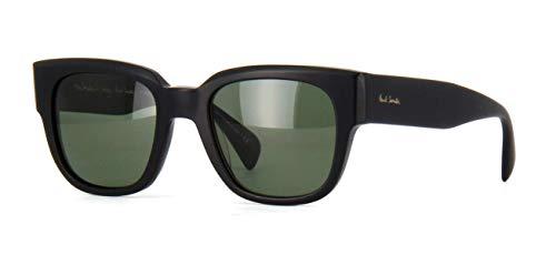 Paul Smith PM8246SU-14659A Gafas, Negro Mate, 51/21/145 Unisex Adulto