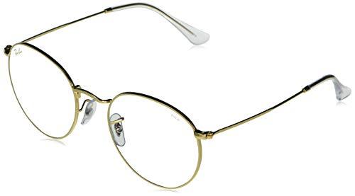 Ray-Ban Rb3447-9196bl-53 Gafas, Multicolor, 53 para Hombre
