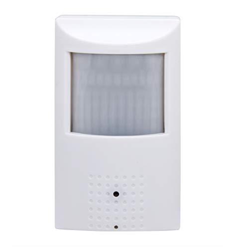2.4MP Spy Security Camera Inwerang 940nm Invisible 1080P PIR Camera. Night Vision 3.7mm Pinhole Lens Wide Angle Indoor 4-in-1 (TVI/AHD/CVI/960H) Mini PIR Video Cam