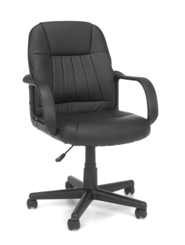 OFM ESS Collection Executive Office Chair, in Black (E1007)