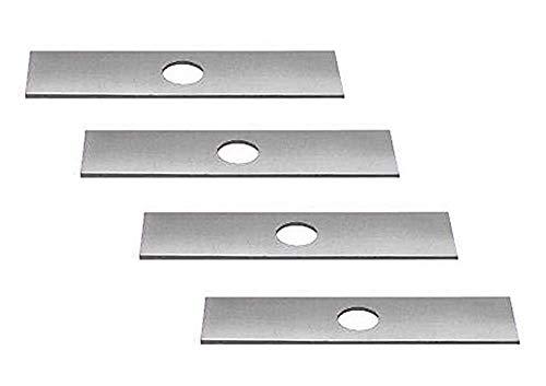 4 Pack, Edger Blades Replace Ryobi 613223, Echo 720-237-001, Stihl...