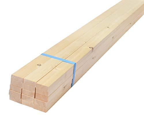 スターワン 木材 赤松 胴縁 約298.5×1.6×4cm 974884 15個セット