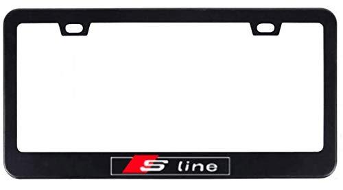 quattro license plate frame - 3