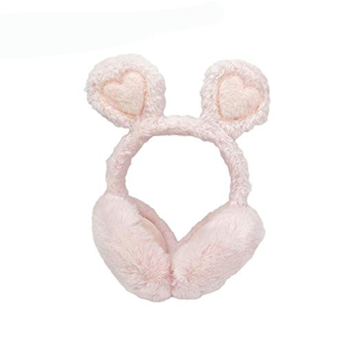 BAIZAN Invierno Luminoso Ear Protector Artifact Pluging Pelush Oreepluffs, Fashion Warm Fashion Orears Orejas De Peluche,3