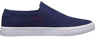 NIKE Men's Sb Portmore Ii SLR SLP C Low-Top Sneakers