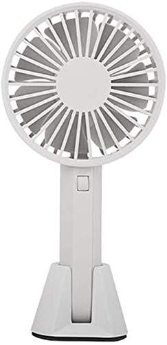 Dewanxin VH Ventiladores USB de 2000mAh Recargable Mini Ventiladores de Mano 3...
