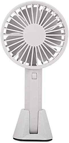 Dewanxin VH Ventiladores USB de 2000mAh Recargable Mini Ventiladores de Mano 3 Velocidades Portátil Eléctrico Ventilador,Mini Hand Fan,Ventiladores de Sobremesa,para Oficina, Hogar, Viajes
