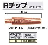 Panasonic Rチップ 1.6mm L40 10本入 TET01696