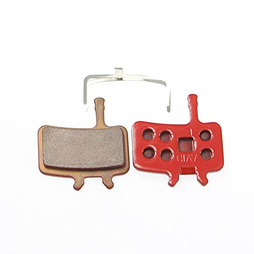 ZLLndz 2 Pares Metal Sintered Bicycle Pads/Fit para Avid BB7 Juicy 3...