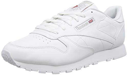 Reebok Classic Leather, Zapatillas para Mujer, Blanco (Intense White 0), 35.5 EU