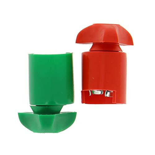 Cartec - Cosse Batterie Type Robinet (+)&(-)